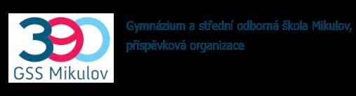 Výroční logo GSS Mikulov